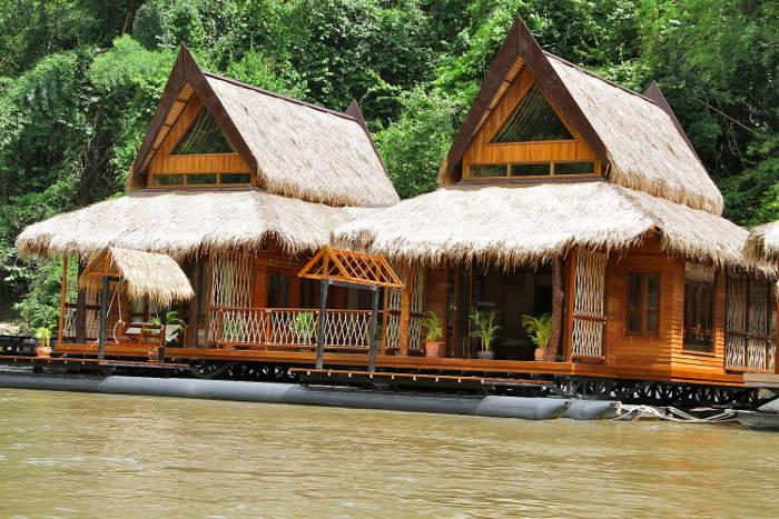 Villas at Floathouse, Kanchanburi